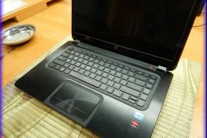 Разборка ноутбука HP Envy 6-1000