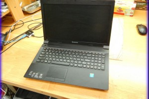 Разборка ноутбука Lenovo B590