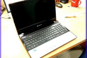 Разборка ноутбука Packard Bell TM86