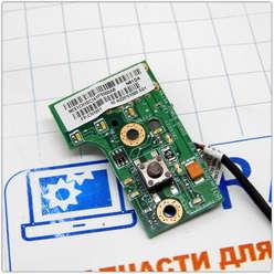 Панель включения включения, кнопка старта ноутбука Asus N61D 60-NZZPS1000