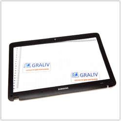 Рамка безель матрицы ноутбука Samsung R540 BA75-02376J BA81-08505A