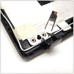 Крышка матрицы ноутбука  Lenovo G570, G575 AP0GM0004001