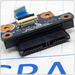 Плата SATA для привода Samsung R525 R530 R528 R540 R580 R730 RV508 RV510 BA92-05997A