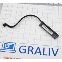 Переходник SATA ноутбука HP Envy 6-1000, DC02001IM00