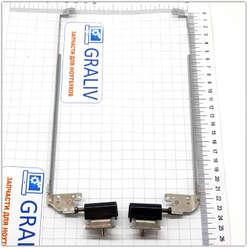 Петли ноутбука Dell N5010 M5010, 34.4HH02.001 34.4HH01.301