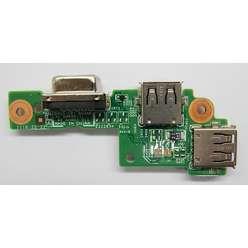 USB плата расширения для ноутбука Dell Inspiron M5010 48.4HH03.001