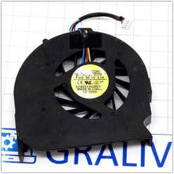 Вентилятор кулер для ноутбука Acer Aspire 5536, 5738, 5738Z DFS551305MC0T F9F2