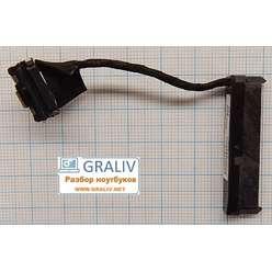 Переходник SATA ноутбука HP 17-E060SR DD0R33HD010