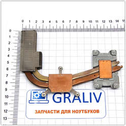 Трубка охлаждения, система охлаждения HP 17-E серии, 725685-001