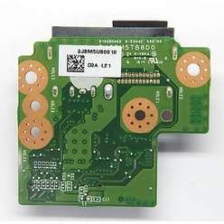 Разъем питания на плате для ноутбука Lenovo M5400 DA0BM5MB8D0