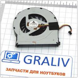 Вентилятор кулер для ноутбука HP  Pavillion DV7-4000 DV6-4000 DV6-3000 DV7-4100 Series KSB0505HA 9J99