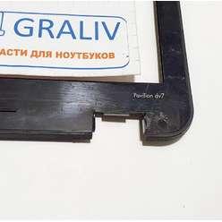 Рамка безель матрицы ноутбука HP Pavilion DV7-4000 серии 3ILX9LBTP00
