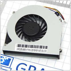 Вентилятор (кулер) для ноутбука Toshiba C850, C870, L850, L870, DFS501105FR0T