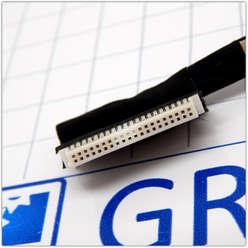 Шлейф матрицы ноутбука HP 620, 625 605802-001 6017b0268901