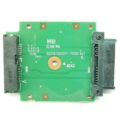 Плата подключения привода DVD ноутбука HP 620 6050A2360501-150DD-A01