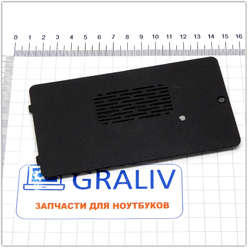 Заглушка корпуса ноутбука Dell Inspiron N5010, M5010 01FC39 60.4HH09.021