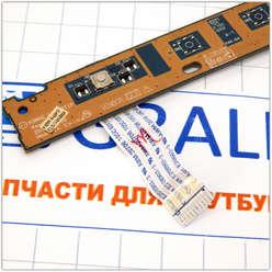 Плата включения, панель включения, кнопка старта ноутбука Toshiba Satellite L500  LS-4971P