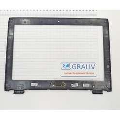 Рамка матрицы ноутбука Samsung Q210 BA81-04629