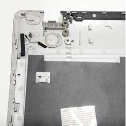 Верхняя часть корпуса ноутбука Samsung SF511, BA75-02967