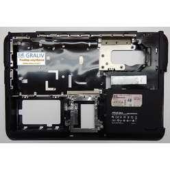 Нижняя часть корпуса, поддон ноутбука Asus K51 13GNVP11P011 13N0-FBA0101B