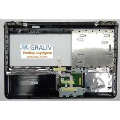Палмрест верхняя часть корпуса ноутбука Asus K51 13N0-ESA0701 13GNVK10P031