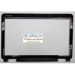 Рамка безель матрицы ноутбука Asus K51 13N0-EJA0801 13GNVK1AP020