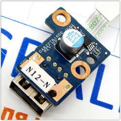 USB плата для ноутбука HP G6-1000 серии DAR22TB16D0