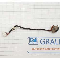 Разьем питания ноутбука HP DV7-6000 50.4RN09.001