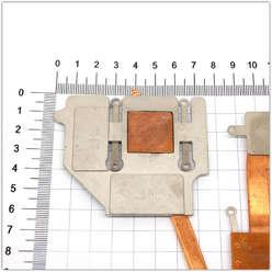 Система охлаждения, трубка охлаждения для ноутбука Asus N53T 13GN4S1AM010