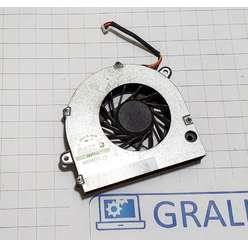 Вентилятор системы охлаждения, кулер ноутбука Toshiba L500 L505 L555, DC280004TS0
