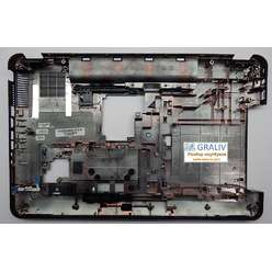 Нижняя часть корпуса, поддон ноутбука HP Pavilion G7-1311 646498-00