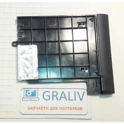 Заглушка DVD, нижней части корпуса ноутбука DEXP Athena T139, 40R-E43M11-1112