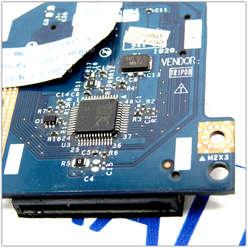 Картридер ноутбука Acer 5551 5552 5741 5742 E642 TK81 PEW96 TK85 PEW91 LS-5898P