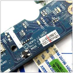 Кнопка старта включения ноутбука Acer Aspire 5251 5551 5741 5252 5552 5742 Packard Bell PEW91 PEW96 TK85 TM80 TM82 TK81 eMachines E440, E642, LS-5893P