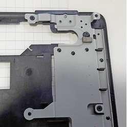 Верхняя часть корпуса, палмрест ноутбука Fujitsu AH550