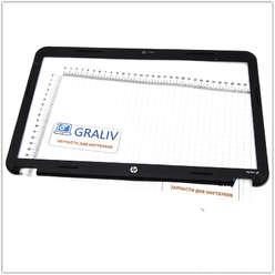 Рамка матрицы, безель ноутбука HP G6-1000 серии 641968-001