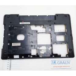 Нижняя часть корпуса, поддон ноутбука Lenovo G580 G585 11S90200989