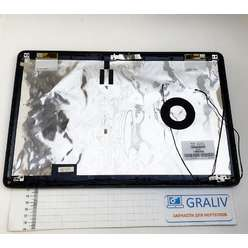 Крышка матрицы ноутбука HP Compaq CQ57 646113-001