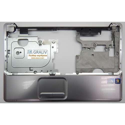 Палмрест верхняя часть корпуса ноутбука Compaq Presario CQ61 ZYE3B0P6