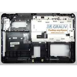 Нижняя часть корпуса, поддон ноутбука Asus K61 13GNVP10P011