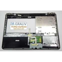 Палмрест верхняя часть корпуса ноутбука Asus K61 13N0-ESA0701