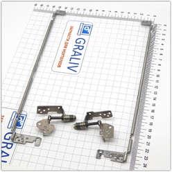 Петли ноутбука HP Compaq Presario G61 CQ61 FB0P6011010 FB0P6008010
