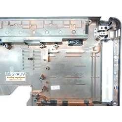 Нижняя часть корпуса, поддон ноутбука Samsung RV508 BA81-11215A