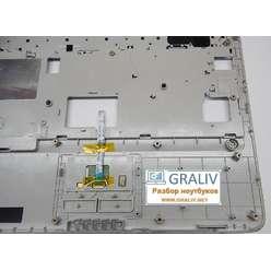 Палмрест верхняя часть корпуса ноутбука Samsung RV508 RV510 BA81-11266A BA75-02741A