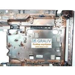 Нижняя часть корпуса, поддон ноутбука HP 625 622192-001