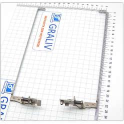 Петли ноутбука Lenovo G555, AM0BU000100-R AM0BU000200-L