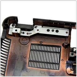 Нижняя часть корпуса, поддон ноутбука HP Compaq Presario CQ57 646114-001