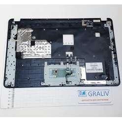 Палмрест верхняя часть корпуса ноутбука HP Compaq Presario CQ57 646136-001