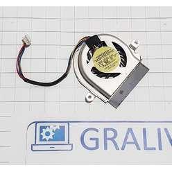 Вентилятор системы охлаждения, кулер ноутбука DNS Mini 0129680 H90MB, 13N3-05A0701