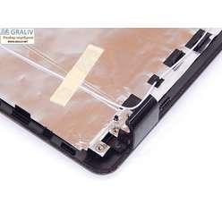 Крышка матрицы ноутбука DNS A17HC (0138595) 13N0-YVA0F01
